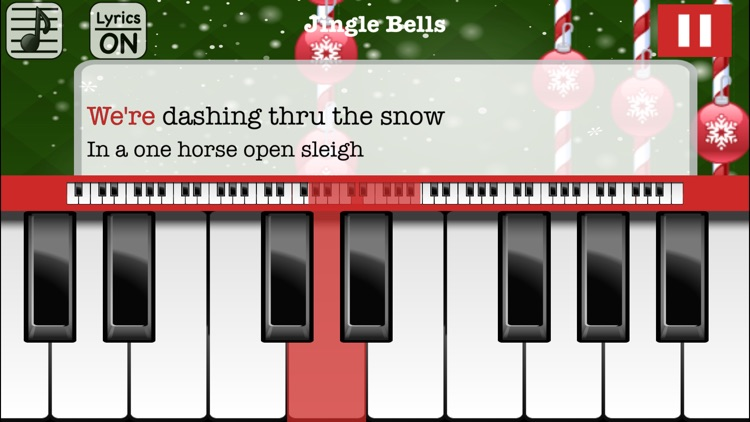 Christmas Piano with Songs screenshot-3