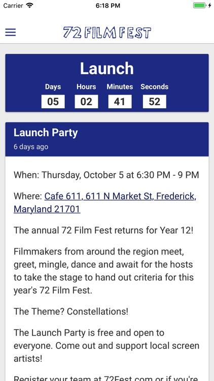 72 Film Fest