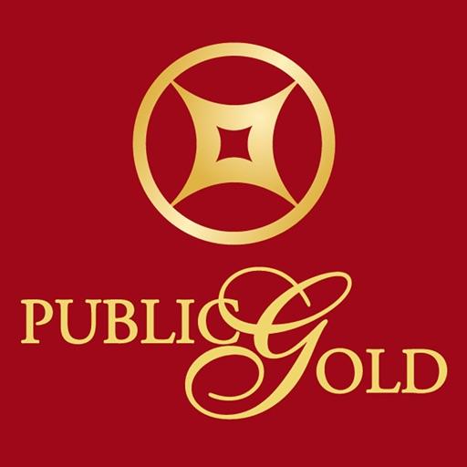 Public Gold App by Public Gold