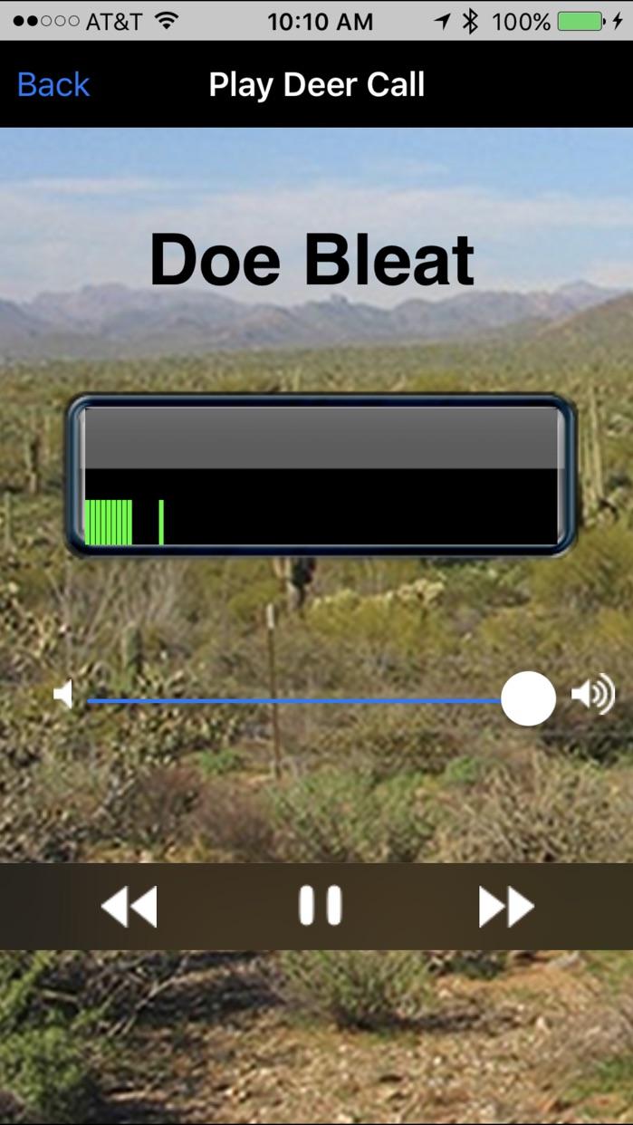 Deer Calls & Sounds lite Screenshot
