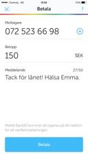 öppna konto swedbank app