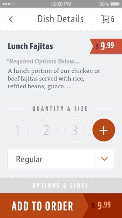 MasFajitas Mexican Restaurant screenshot 4
