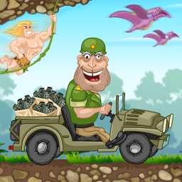 Army Jeep Jump! - Skill Adventure