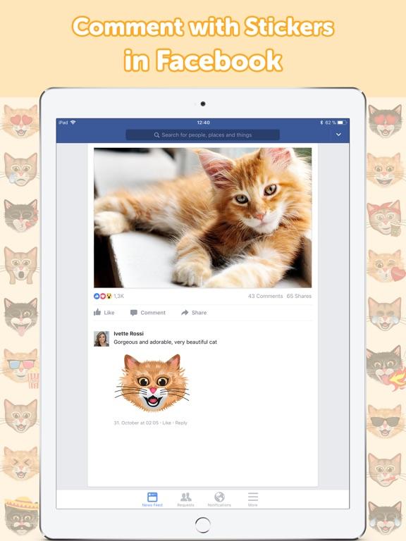 CatMoji - Cat Emoji Stickers screenshot 8