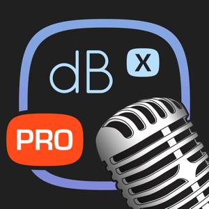 Decibel X PRO: dBA Noise Meter app