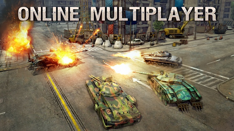 Infinite Tanks screenshot-3