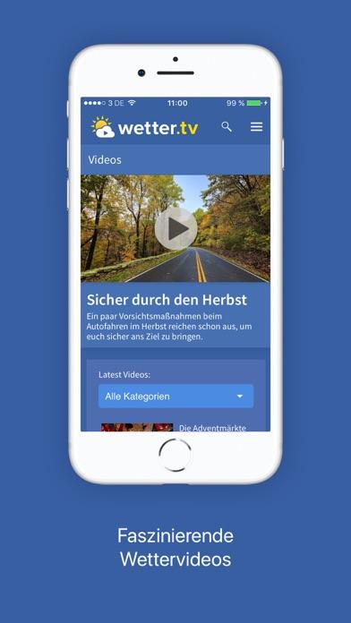 wetter.tv App Deutschlandのおすすめ画像4