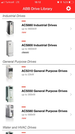 ABB Drive Library on the App Store