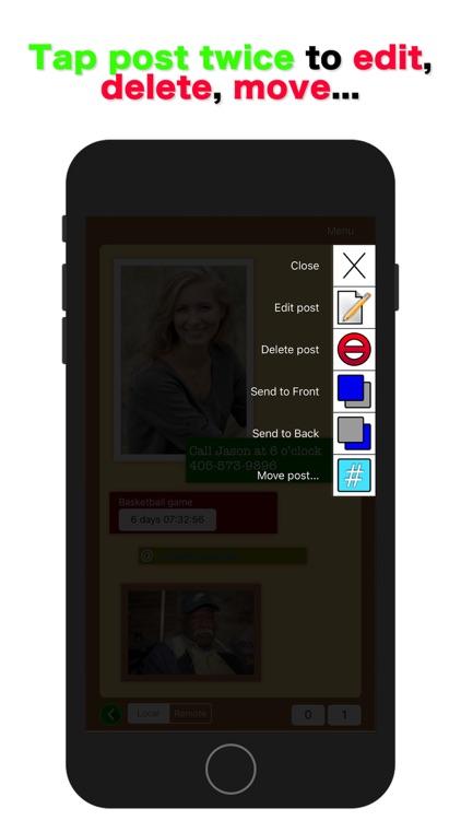 iScrapboard screenshot-3