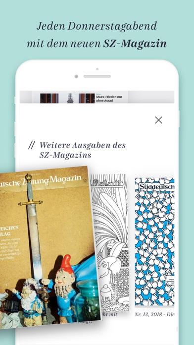 Sddeutsche Zeitung review screenshots
