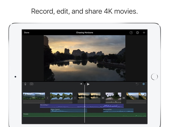 Imovie on the app store imovie on the app store maxwellsz
