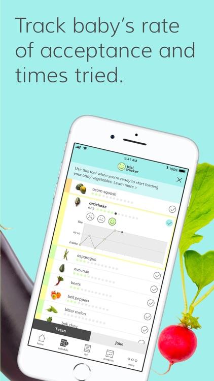 FlavorBaby – Veggies First screenshot-5