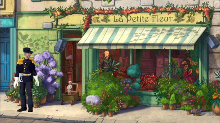 Broken Sword 5 screenshot-3