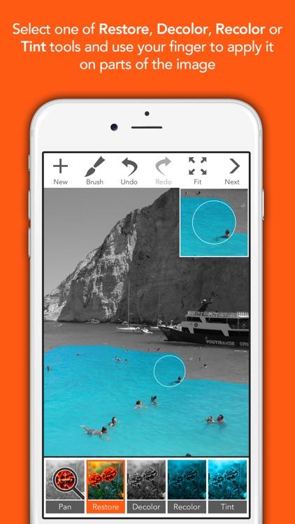 Color Splash Master Lite screenshot-3