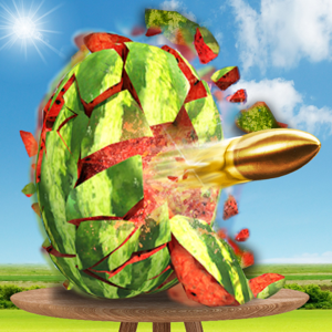 Fruit Shooter 3D Watermelon app
