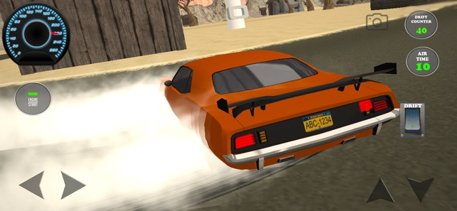 Muscle Car Driving Simulator On The App Store