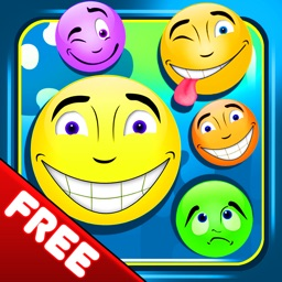Smiley Emoticon Puzzle Line Match : The Emotion Brain Game - Free Edition