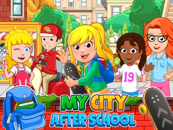 My City : After School screenshot #1