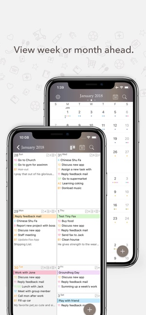 planner pro daily calendar on the app store