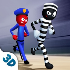 Activities of Prisoner Sticky Man Jail Break