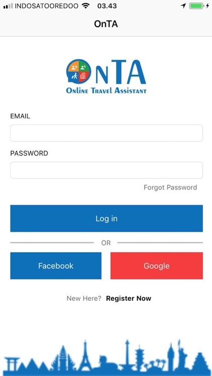 OnTA - Online Travel Assistant