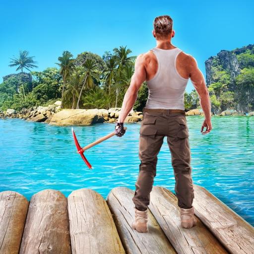 Raft Escape 3D Survival Game