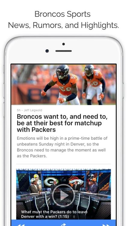 Denver Gameday Radio for Broncos Rockies & Nuggets screenshot-3