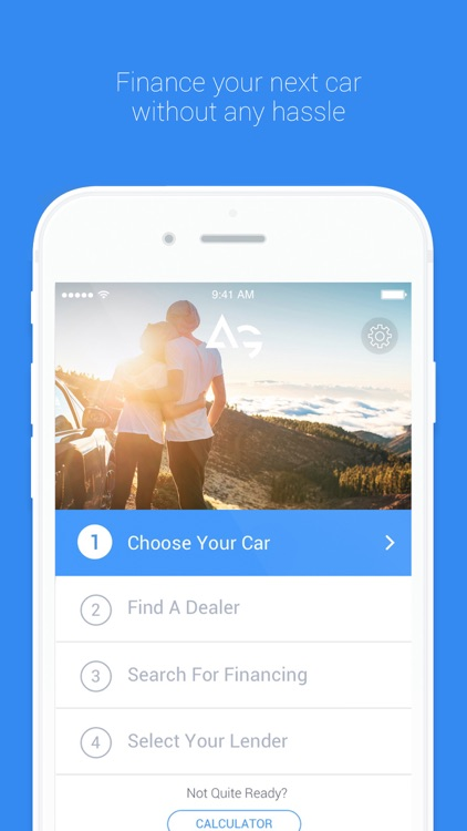 AutoGravity - Car Loan & Lease screenshot-0