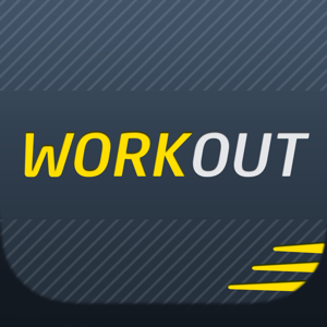 Workout: Gym exercise planner Health & Fitness app
