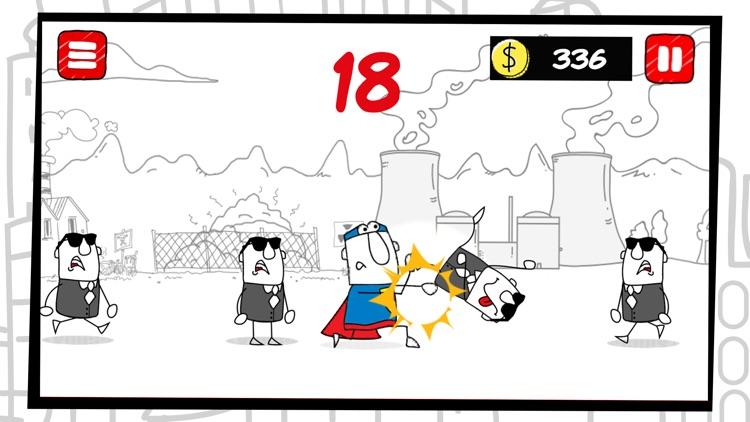 Doodle Super Hero