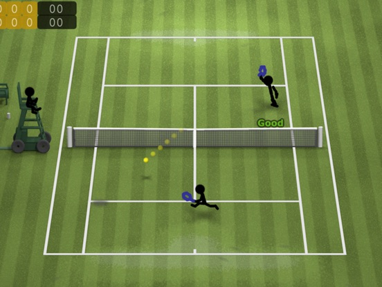 Stickman Tennis-ipad-1