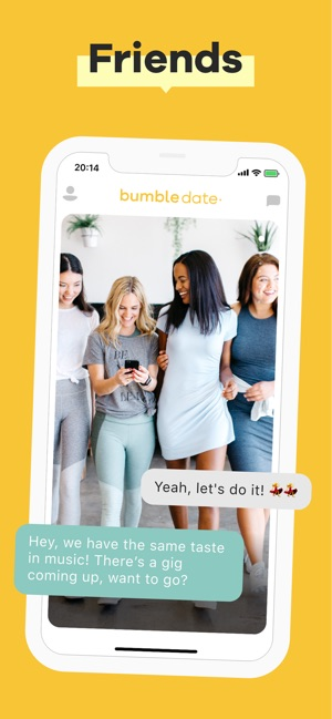 Bumble on the App Store