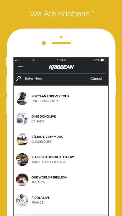 Kribbean screenshot four