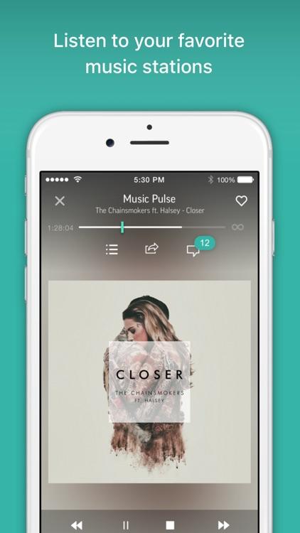 TuneIn Radio Pro - MLB Audiobooks Podcasts Music screenshot-0