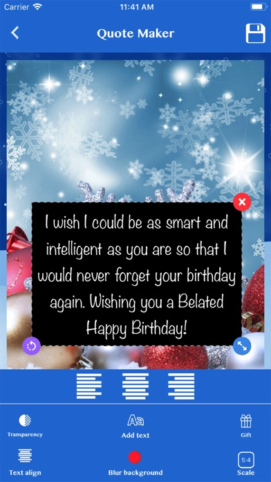 Greeting Card & Wishes Quotes screenshot two