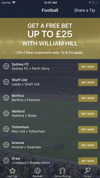 Betting Tips UK screenshot two