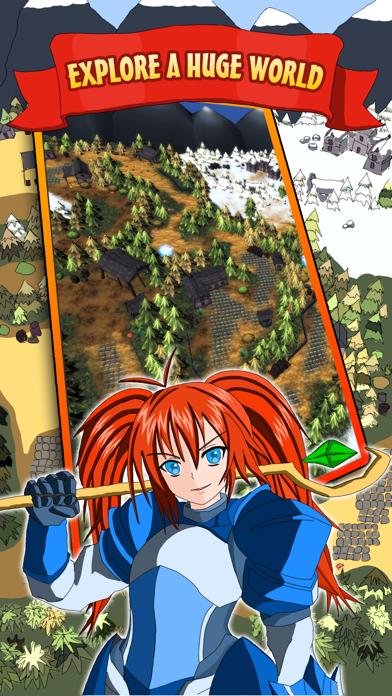 Legends of Magic Mobile screenshot one