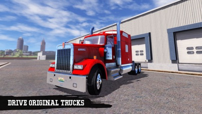 Truck Simulation 19 screenshot 2