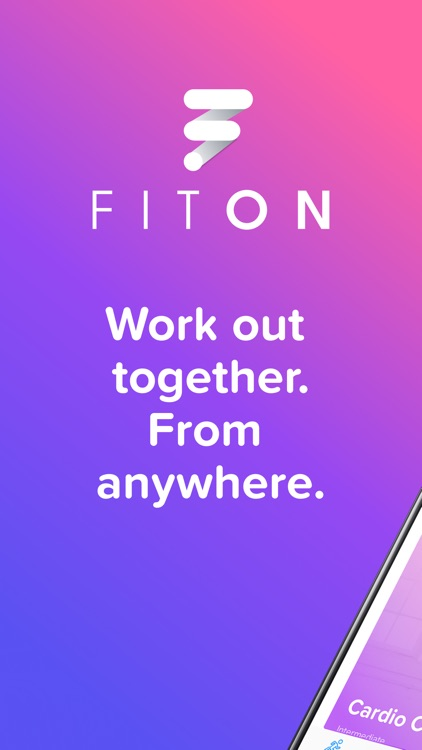 FitOn: Social Fitness Workouts