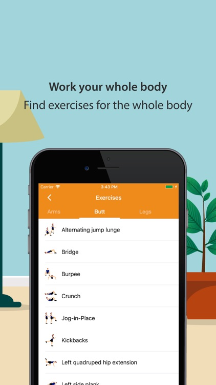 GymTraining screenshot-8