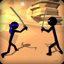 Stickman Ninja Warrior 3D