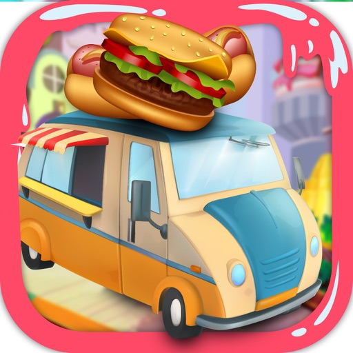Food Truck Cooking Festival iOS App