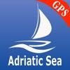 Adriatic GPS Nautical Charts