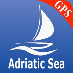 Adriatic GPS Nautical Charts