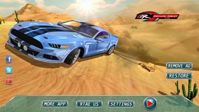 Drift Simulator: Mustangのおすすめ画像1