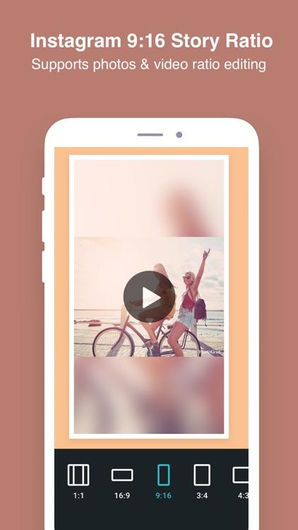 PhotoGrid - Video & Pic Editor screenshot-8