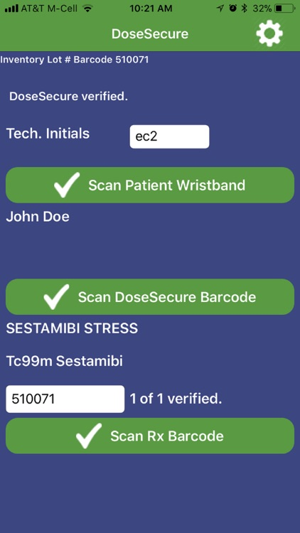 EC2 DoseSecure
