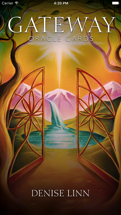 The Gateway Oracle Cards screenshot 1
