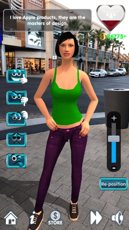 My Virtual Girlfriend AR screenshot-7