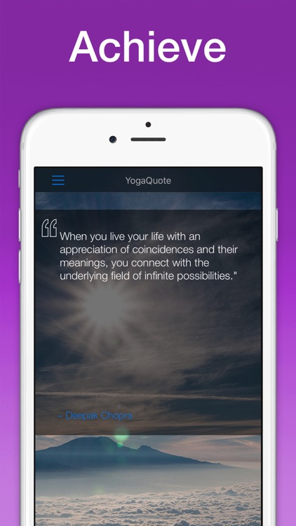 Daily Yoga Quotes  - YogaQuote screenshot-2